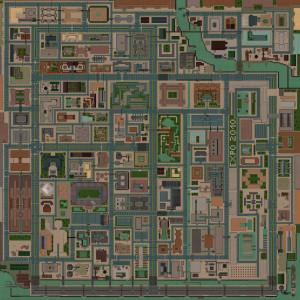GTA2 map